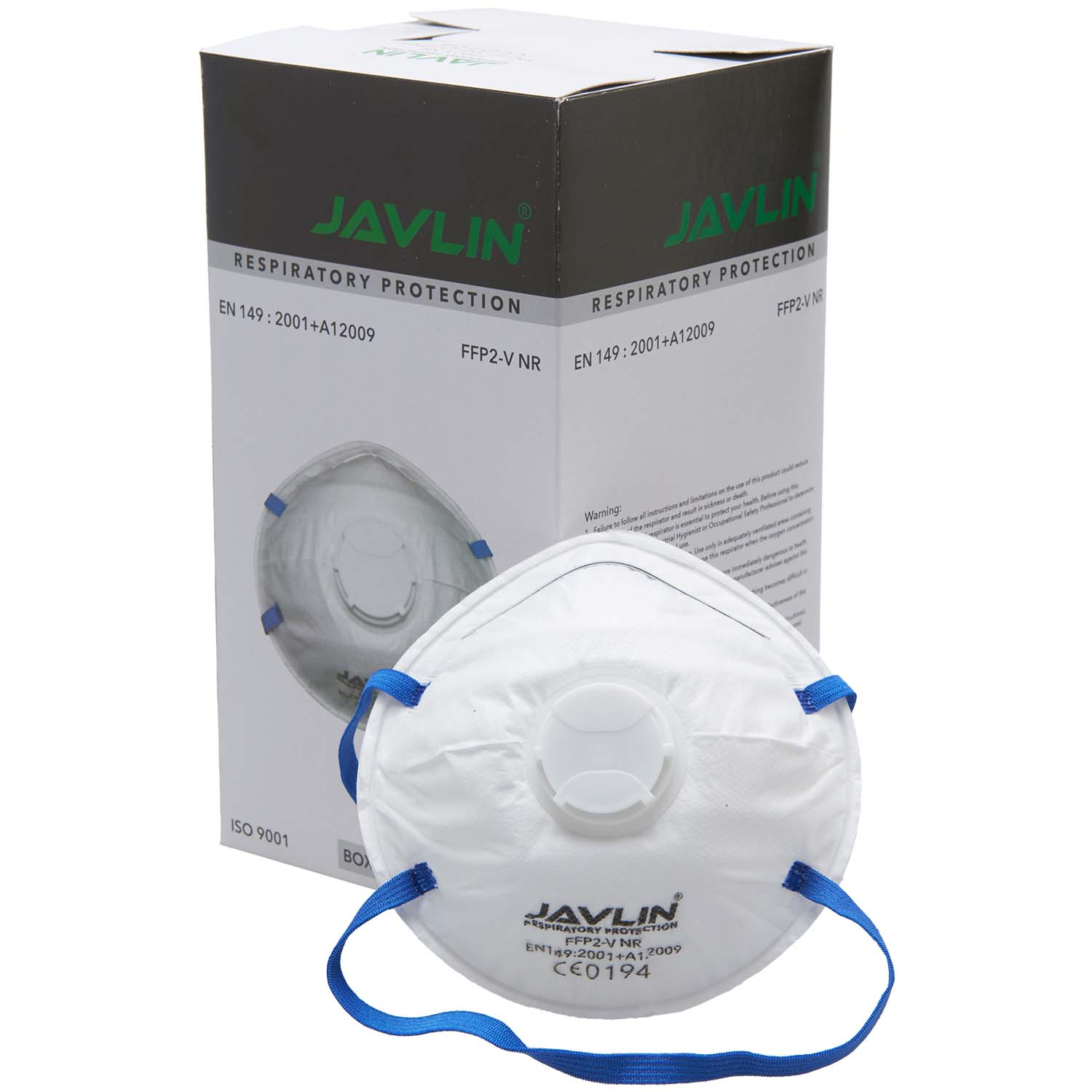 FFP2 Dust Mask With Valve - Notus General Supply and ...